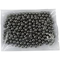 Sector 71 Premium Stahlkugeln 10mm für Schleudern, Zwillen, Katapult und Kugellager in Verschiedene Mengen