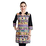Keona Women's Cotton Regular Fit Kurta (...