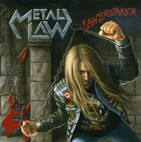 Metal Law: Lawbreaker-Second Edition (Audio CD)
