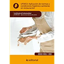(Incual) Aplicación de Normas y Condiciones Higiénico-Sanitarias En Restauración