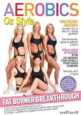 Aerobics Oz Style - Fat Burner Breakthrough [DVD] by 4Digital Media