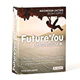 Magnesium+ │Magnesium Lactate Supplement from FutureYou │ 10x Better Absorption Than Standard Magnesium