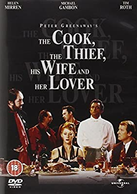 The Cook the Thief His Wife & Her Lover [Region 2] by Richard Bohringer