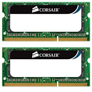 Corsair 16GB (2 x 8 GB) DDR3 1333MHz SODIMM