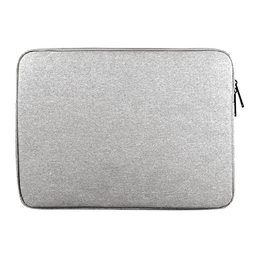 Laptoptasche Notebooktasche Laptophülle Laptop Schutzhülle Laptop Sleeve Notebook Computer Tablet Ultrabook Schutzhülle/ Briefcase Carrying Bag/Netbook Tasche Grau 13.3