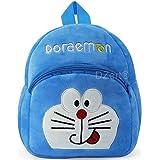 DZert Kids School Bag Soft Plush Cute Kids Cartoon Toy Kids Backpack (DRM2)