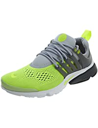 new style 80bf0 52c6d Nike AIR Presto Ultra BR Mens Running-Shoes 898020-004 9 - Wolf Grey