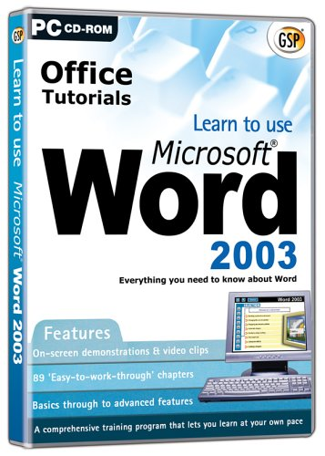 Learn to Use Word 2003 Test