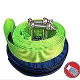 Abschleppseil, Auto Abschleppseil 5m Starterkabel 10 Ton Lastung mit Mit Rutsch Handschuhe und Aufbewahrungstasche