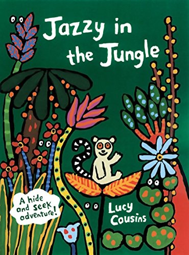 Jazzy in the Jungle por Lucy Cousins