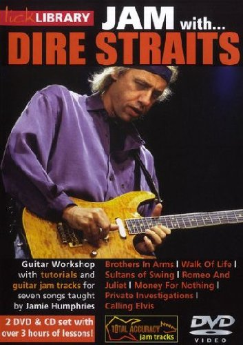 Jam with Dire Straits [2 DVDs]