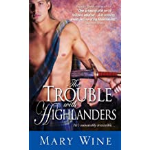 The Trouble with Highlanders (The Sutherlands Book 2) (English Edition)