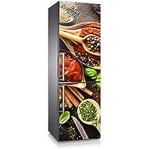 Vinilo para nevera | Stickers Fridge | Pegatina Frigo | Cuisine (200x70)