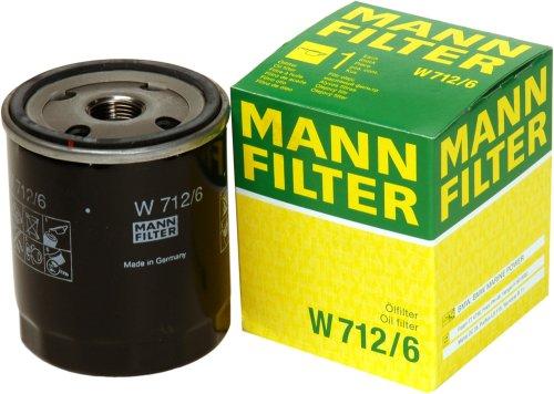 Mann Filter W7126 Ölfilter