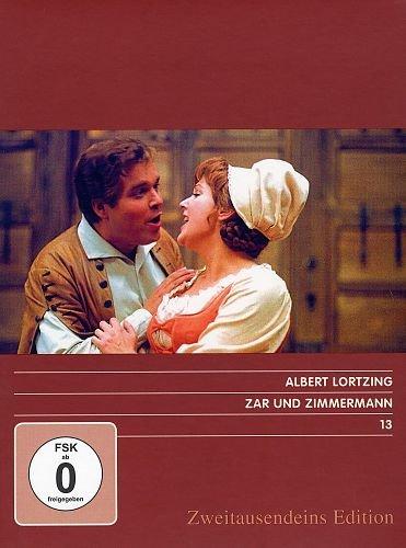 """Albert Lortzing """"Zar Und Zimmermann"""". Zweitausendeins Edition Musik 13."""