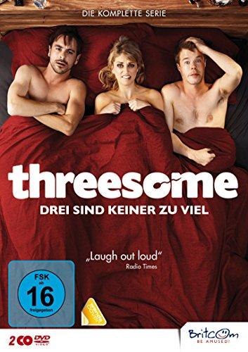 Drei sind keiner zuviel: Die komplette Serie (2 DVDs)