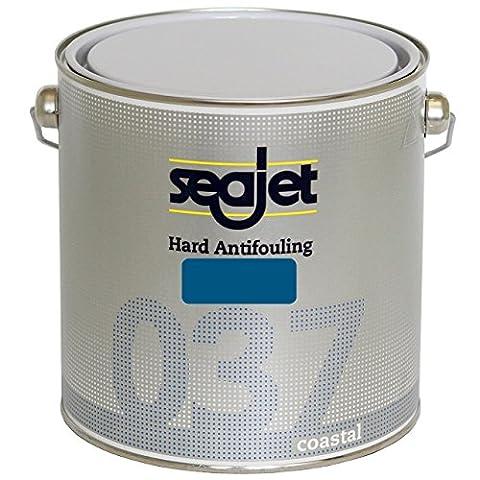 Seajet 037 Coastal Hart Antifouling 2,5 Liter, Farbe:mittelblau