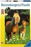 Ravensburger 13031 - Glückliche Pferde - 300 Teile Puzzle