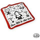 Sheepworld Magic Towel - Ohne Dich ist alles doof 59355
