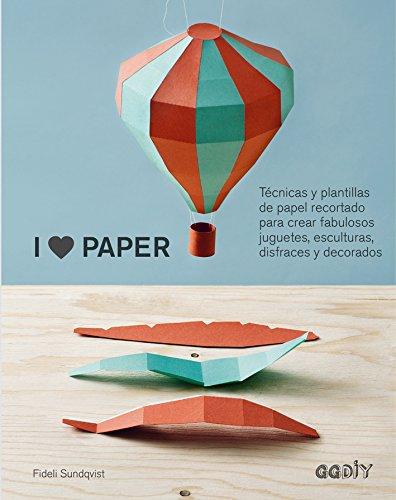 I Love Paper (GGDIY) por Fideli Sundqvist