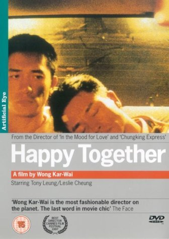 Happy Together [1997] [DVD] by Leslie Cheung