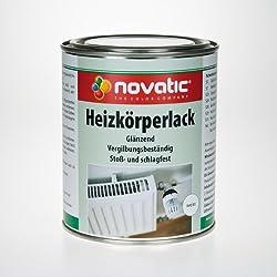 novatic HEIZKÖRPERLACK 750 ml weiss