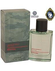Abercrombie & Fitch Revival 50ml/1.7oz Eau De Cologne Spray Men EDC Fragrance