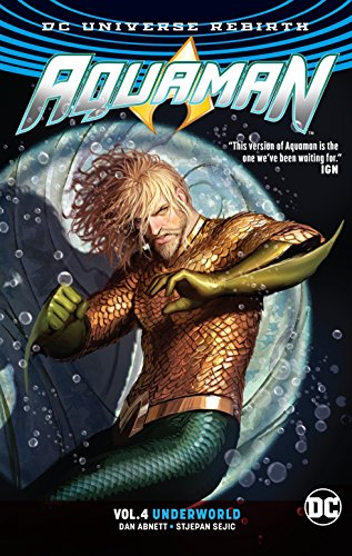 Aquaman Volume 4 (Rebirth) por Dan Abnett