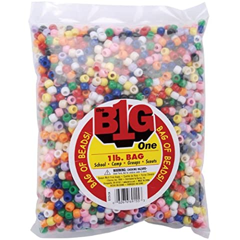 Darice Gabarit d'embossage en plastique Perles Poney 691lb-opaque Multicolor