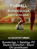 #TGIM - Matchday LIVE - Bundesliga, 1. Spieltag: FC Bayern München - Bayer 04 Leverkusen