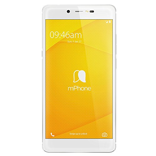 MPhone Volte (4 GB RAM Model With 5.5-inch 1080p Display, Octa-Core, 64 GB ROM (Reliance Jio 4G Sim Support) 64 GB Internal Memory And 16 Mpix FHd Smartphone