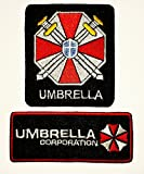 Resident Evil Umbrella Corporation Gestickte patches embroidered iron on patch MG05