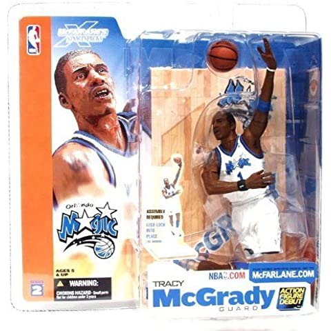 McFarlane Sportspicks: NBA Series 2 Tracy McGrady Action Figure by Unknown