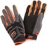 Fox Men's Sidewinder Glove, Orange, Large
