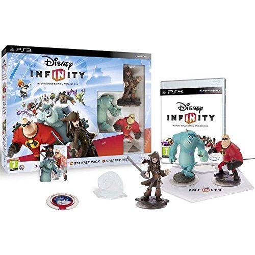 Accesorios Juegos Video (Namco Bandai Games Disney Infinity: Pack de inicio - PS3.)