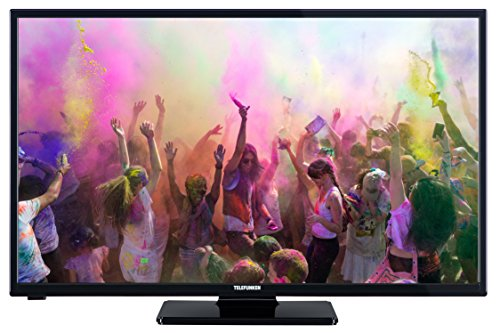 Telefunken XF32A100 81 cm (32 Zoll) Fernseher (Full HD, Triple Tuner) (32-zoll-hdtv Mit Dvd-player)