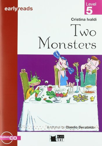Two Monsters+cd (Black Cat. Earlyreads)