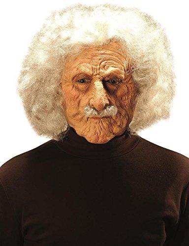 Widmann Maske, Motiv: Albert Einstein im fortgeschrittenen Alter