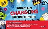 Toutes les chansons ont une histoire by Frédéric Zeitoun(2012-10-17)