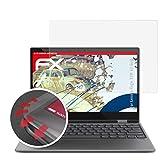atFolix Schutzfolie passend für Lenovo Yoga 720 12 inch Folie, entspiegelnde & Flexible FX Bildschirmschutzfolie (2X)