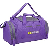 05791d4e0c73 Ladies Purple Holdall Sports   Gym Cabin Bag By MIG - Sports School Travel