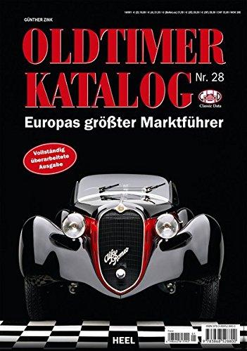 Oldtimer Katalog Nr. 28: Europas größter Marktführer