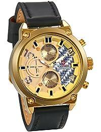 Reloj de pulsera de hombre grande Fábricas de761682334