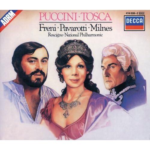 """Puccini: Tosca / Act 2 - """"Io tenni la promessa..."""" - """"E qual via scegliete?"""" - """"Tosca, finalmente mia!"""""""