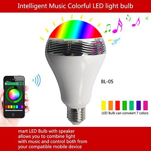 smart-led-bulb-birne-mit-drahtloser-lautsprecher-smartphone-app-fernbedienung-6w-270lm-e27-rgb-farbe