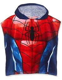 Marvel Spiderman Poncho para Niños