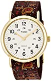 Timex Damen Armbanduhr Analog Quarz Nylon TW2P81200