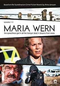 Maria Wern: Episodes 1-3 [DVD] [Region 1] [US Import] [NTSC]