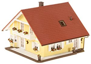 Faller - Edificio para modelismo ferroviario H0 Escala 1:87 Importado de Alemania