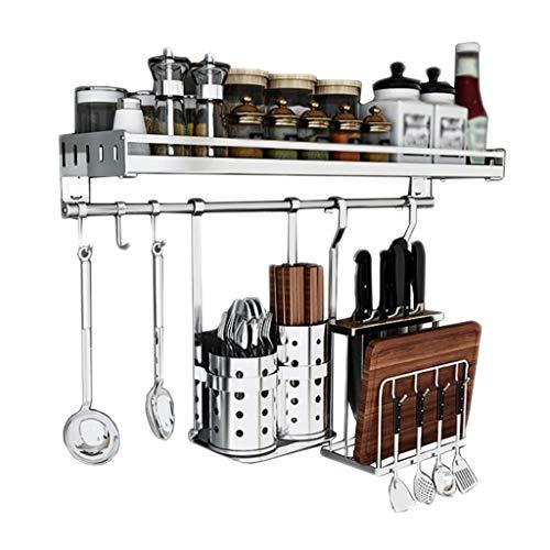 Schneidebrett Küche Rack 304 Edelstahl Abtropffläche Stäbchen Cage Knife Wand-montiert Multi-Funktion Lagerung Haushalt CHENGYI -